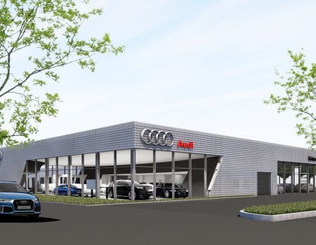 Audi, Nyköping