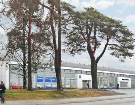 Volkswagen, Umeå