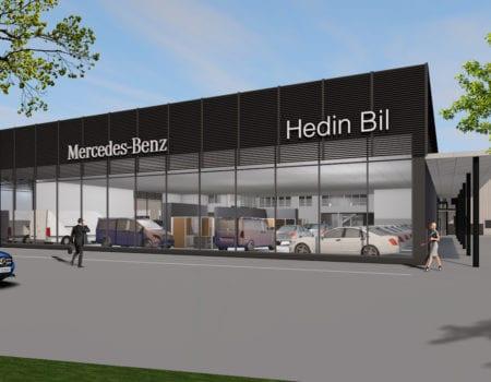 Mercedes-Benz, Hisings-Kärra