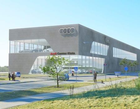 Audi Center, Kista