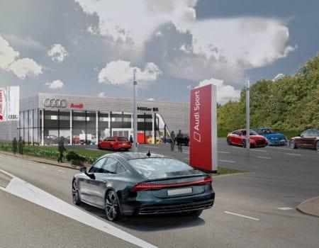 Audi, Göteborg