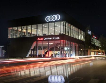 Audi Center Kista